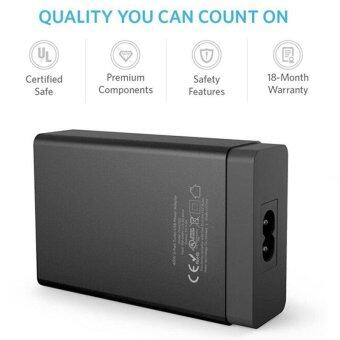 Qualcomm Certified Quick Charge 3.0 Tronsmart 5-Port USB Wall Charger - intl