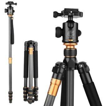 QZSD Q999 Pro ขาตั้งกล้อง 2 in 1 Tripod&Monopod (image 4)