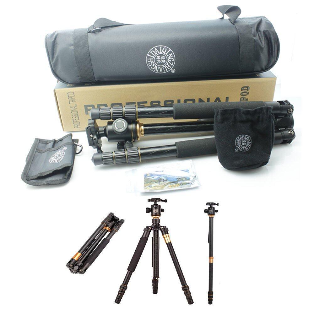 QZSD Q999 Pro Diamond Edition by 9FINAL ขาตั้งกล้อง 2 in 1 Tripod & Monopod