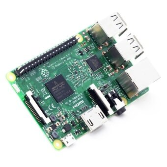 Raspberry Pi 3 Model B 1GB Made in UK