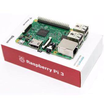 Raspberry Pi Element14 Raspberry Pi 3 Model B 64-bit 1.2GHz quad-core processor 1GB of RAM