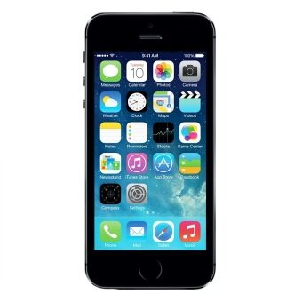 REFURBISHED Apple iPhone 5s 4G 16GB (Black)