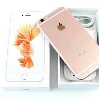 Refurbished Apple iphone 6s 16GB แถมฟรีฟิลม์กระจกมูลค่า 150 บาท