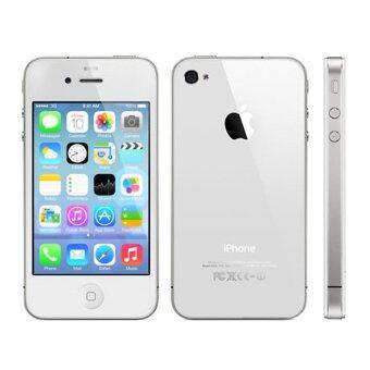 REFURBISHED Apple iPhone4S 16 GB (white) Free นาฬิกาข้อมือ