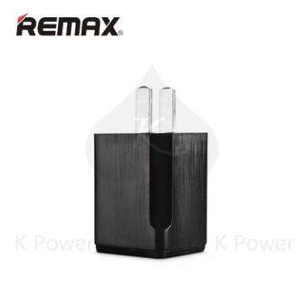 Remax Adapter USB Charger Out Put 2.4A ทั้ง 2 ช่อง RP-U28 (Black)