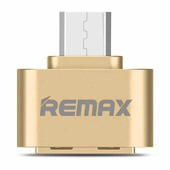 Remax OTG Adapter RA-OTG USB (สีเงิน)