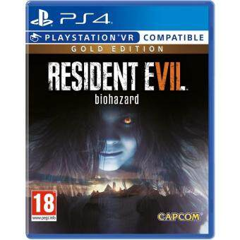 RESIDENT EVIL 7 biohazard Gold Edition [PS4]