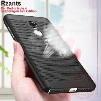 Rzants เคส For Redmi Note 4 (Snapdragon 625) Hot Breath Hard Back Case Heat