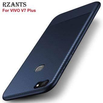 แนะนำ Rzants เคส For V7 Plus Ultra Thin Case Carbon Coated Non Slip Matte Surface Slim