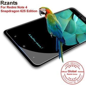 Harga Rzants ???????????????? Redmi Note 4(Snapdragon 625 Edition) Screen Protector HD Tempered film Glass - intl
