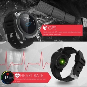 S958 Wristband GPS Multiple Modes Sports Smart Watch Support SIMCard And TF Card For IOS And Android Phone - intl
