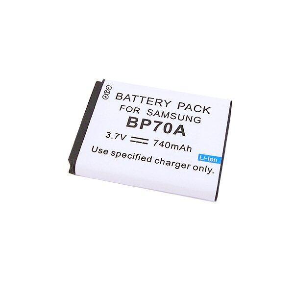 Samsung E Series Digital Camera Battery รุ่น BP-70A (Grey)