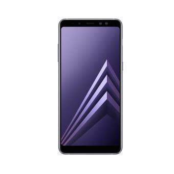 Samsung Galaxy A8+ 6/64 (Orchid Gray)