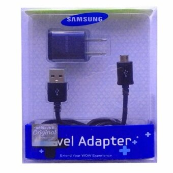 Samsung ชาร์ต+สายGalaxy J1/J2/J5/J7 Micro USB Data Cable + Home Wall Charger
