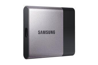 ต้องการขาย Samsung T3 แบบพกพา USB 3.1 ไดร์ฟอิงสถานะแบบทึบภายนอก-1TB(MU-PT1T0B)-Intl