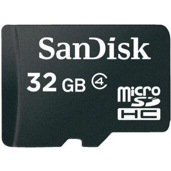 Sandisk micro sd card 32GB Class 4 - Black