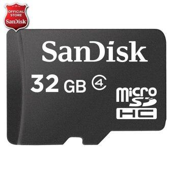 Sandisk Micro SD Class 4 32GB SDSDQM_032G_B35 (image 0)
