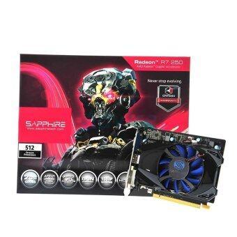 2561 SAPPHIRE Graphic Card DDR5 PCIe AMD R7 250 GPU512 2GB