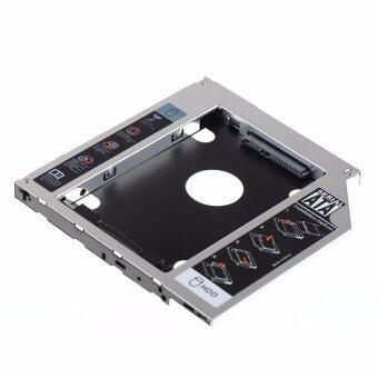 SATA 2nd HDD HD Hard Drive Caddy Case For 9.5mm Universal Laptop CD DVD-ROM VCQ12 P15 0.15 - intl