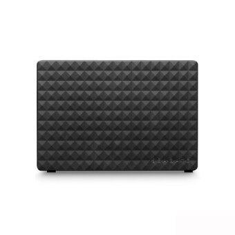 จัดโปรโมชั่น Seagate Expansion Desktop (STEB3000300) 3TB 3.5 USB3.0 ExternalHard Drive (Black)