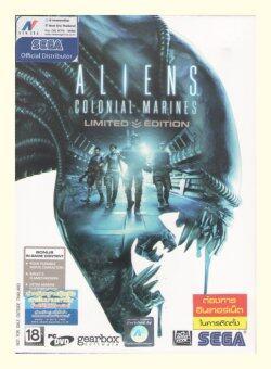 รีวิว SEGA Aliens: Colonial Marines Limited Edition PC Computer Game