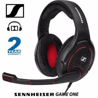 Sennheiser GAME ONE Gaming Headset for PC Mac PS4Multi-platform (black)