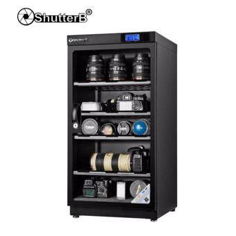 ShutterB ตู้กันความชื้น AD-100C Dry Cabinet Manual - Black