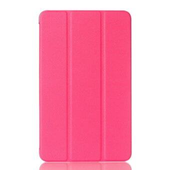 Siam Tablet Shop Smart Case For Samsung Galaxy Tab A 7 T280 /T285 (สีบานเย็น)