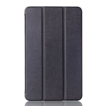 Siam Tablet Shop Smart Case For Samsung Galaxy Tab A 7 T280 /T285 (สีดำ)