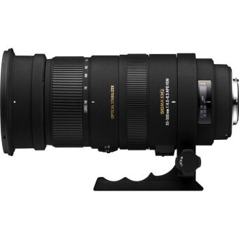 Sigma APO 50-500mm F4.5 6.3 EX DG OS HSM for Canon(Black)