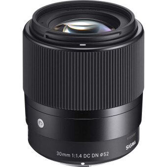Sigma Lens 30mm. f/1.4 DC DN for Sony E-Mount