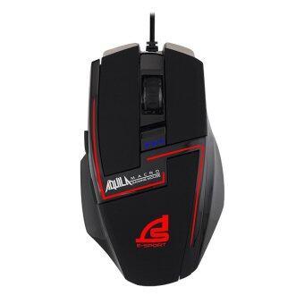 ประเทศไทย Signo E-Sport GM-916 Macro Gaming Mouse
