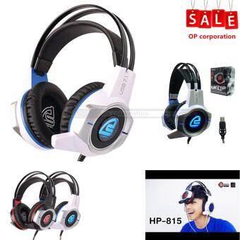 SIGNO E-Sport HP-815 MANTICORE 7.1 Surround Sound Vibration Gaming Headphone