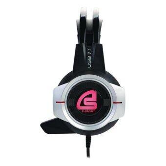 SIGNO E-Sport HP-815 MANTICORE 7.1 Surround Sound Vibration Gaming Headphone - 3