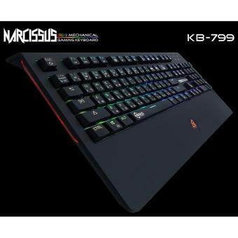 Signo E-Sport KB-799 Narcissus RGB Mechanical Gaming (Blue Switch)