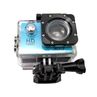 SJ4000 WIFI Mini Camera 1080 จุด Full HD 12MP วิดีโอกล้อง 30 เมตรกันน้ำรถกล้องบันทึกวิดีโอกีฬา DV