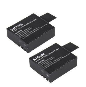 SJCAM Battery 900 mAh SJCAM Sj4000 , Sj5000 2 Pcs