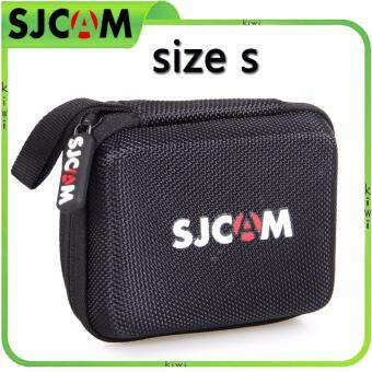 SJCAM กระเป๋าสำหรับใส่กล้อง Original SJCAM Small Size AccessoryProtective Storage Bag Carry Case for SJCAM Action Camera