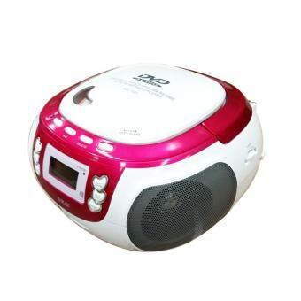 SKG วิทยุ เครื่องเล่นDVD/CDหูหิ้ว รุ่นKG-1101