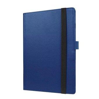Slim-Book Stand PU Leather Case Cover for Lenovo Yoga Book 10.1(Blue) - intl - 3