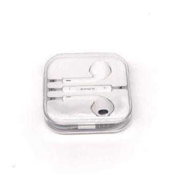 Smart Earphone หูฟังสำหรับ iPhone / iPad / iPod (สีขาว)1ชิ้น