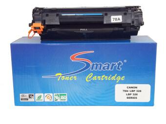 Smart Toner ตลับหมึกพิมพ์เลเซอร์ HP 78A CE278A P1566/P1560/P1606dnBlack MF4412/MF4550/ MF4550D/ MF4570dn/ MF4580dn/D520 (สีดำ)