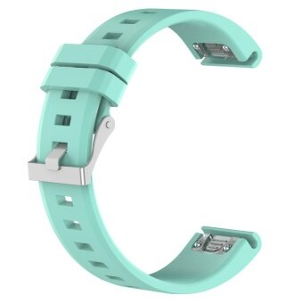 Soft Silicone Watchband Replacement Part for Garmin Fenix 5/935 Fitness Tracker - intl