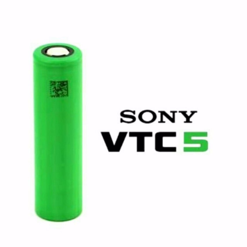ถ่าน Sony 18650 รุ่น VTC 5 ความจุ 2600 mAh 30A (ของแท้)
