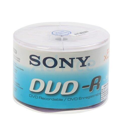 SONY DVD-R 16X (50/Pack)