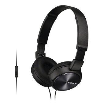 Sony หูฟังแบบครอบหู รุ่น MDRZX310APB (สีดำ) + ไมค์