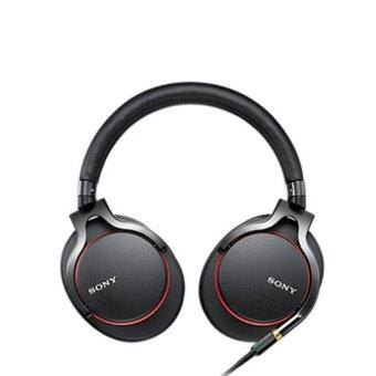 SONYหูฟังSTEREOHEADPHONES Premium Hi-Res รุ่น MDR-1A สี ดำ