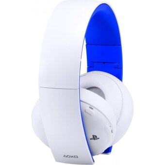 Sony Playstation Gold Wireless Stereo Headset 2.0 (Glacier White)