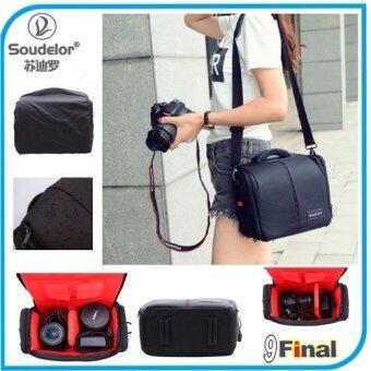 ประเทศไทย Soudelor Camera Bag กระเป๋ากล้อง DSLR รุ่น EOS Special Edition สำหรับ กล้อง Canon , Nikon DSLR