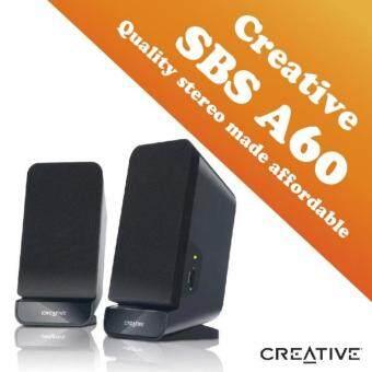 ซื้อ/ขาย SPEAKER CREATIVE SBS A60-1 YEAR (By Eternal Asia)